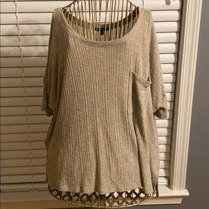 AEO Tan Sweater